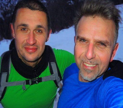 2016 Първа тренировка 100 дни след катастрофата (БНТ)