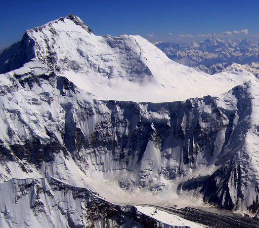 Исмоил Сомони / Peak Communism (7495m)