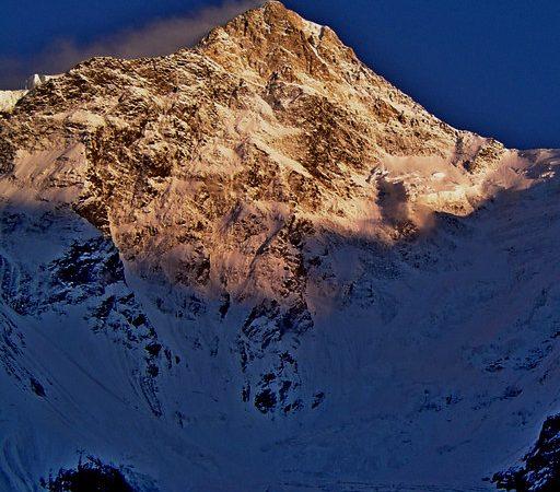 Кан Тенгри / Khan Tengri (7010m)