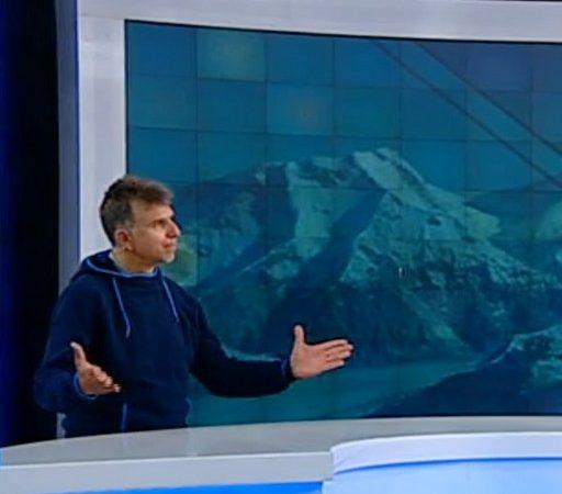 2017 Боян Петров поема към Еверест и Шиша Пангма (Bulgaria On Air)